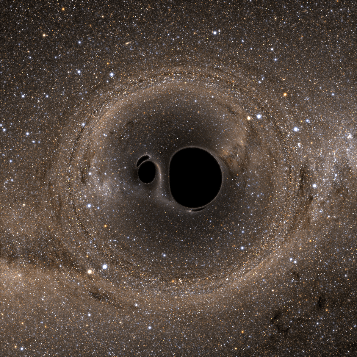 Can You See A Black Hole 93