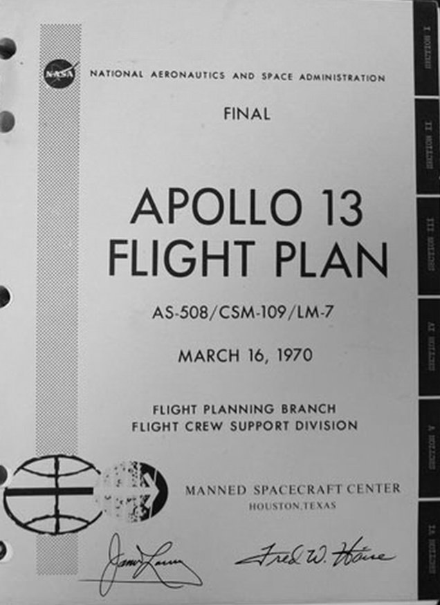 Apollo 13 – A Successful Failure