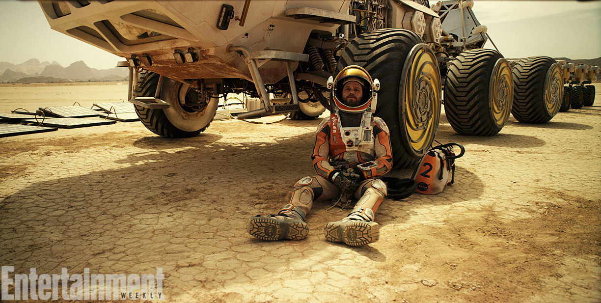 The Martian. Image credit: 20th Century Fox