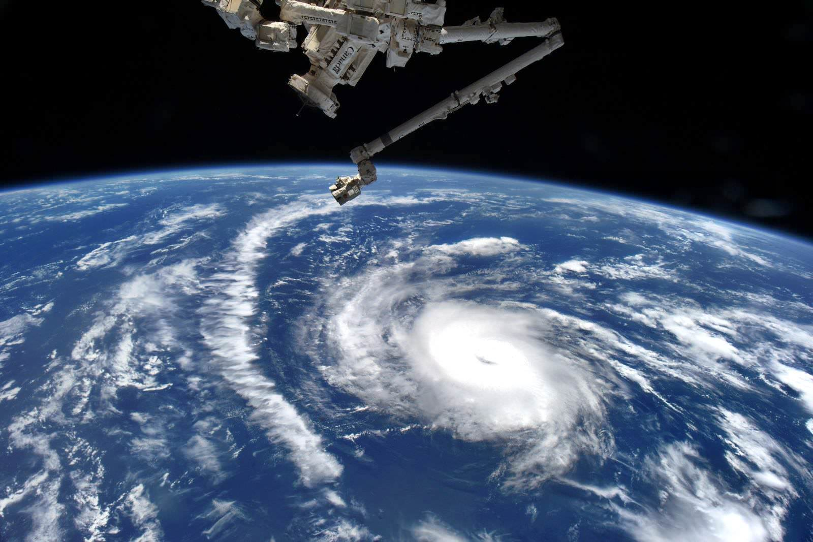 Danny - First Atlantic Hurricane of 2015 as Seen from ...