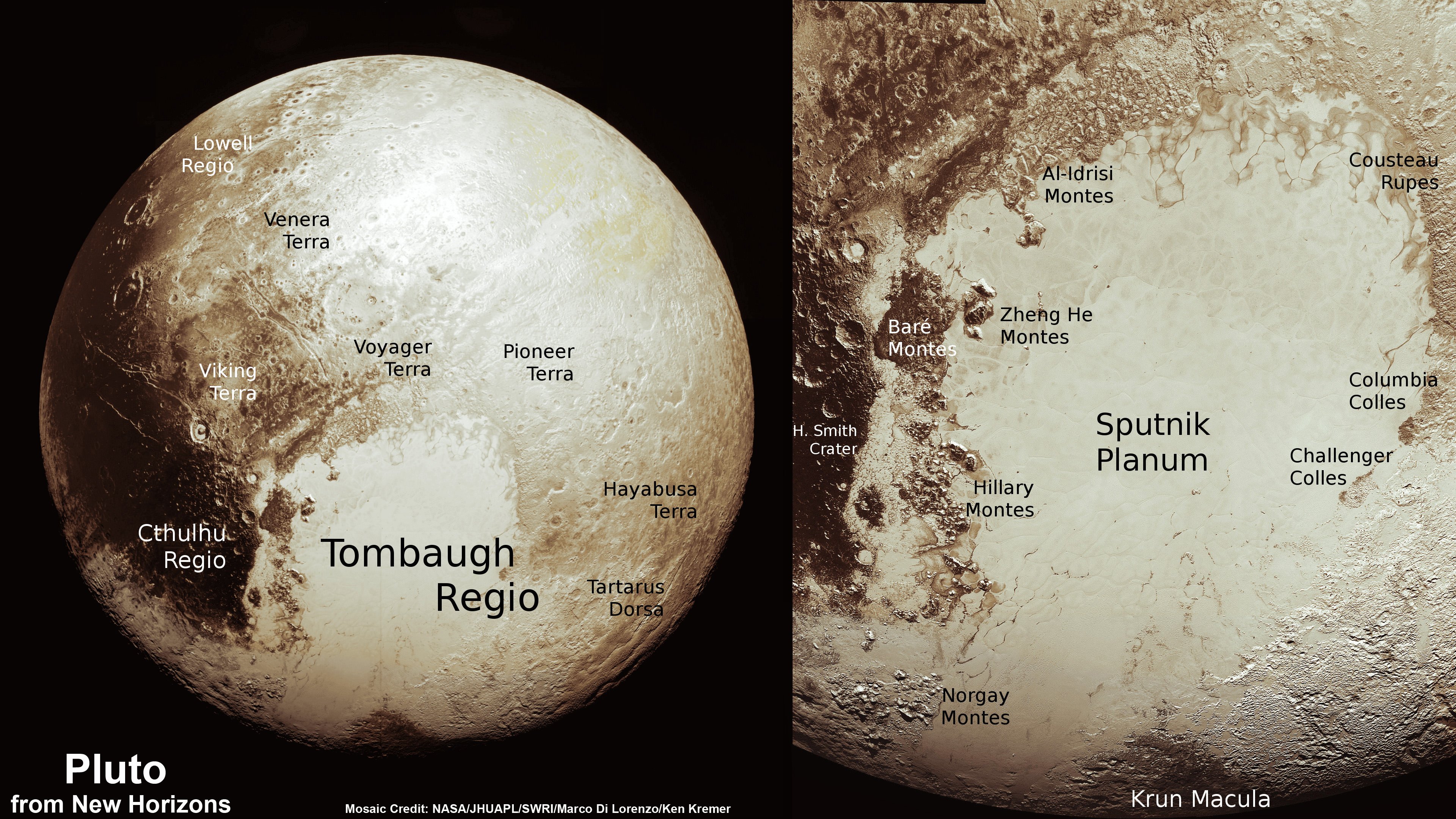 Discovery Of Pluto: Possible Ice Volcanoes Discovered On Pluto