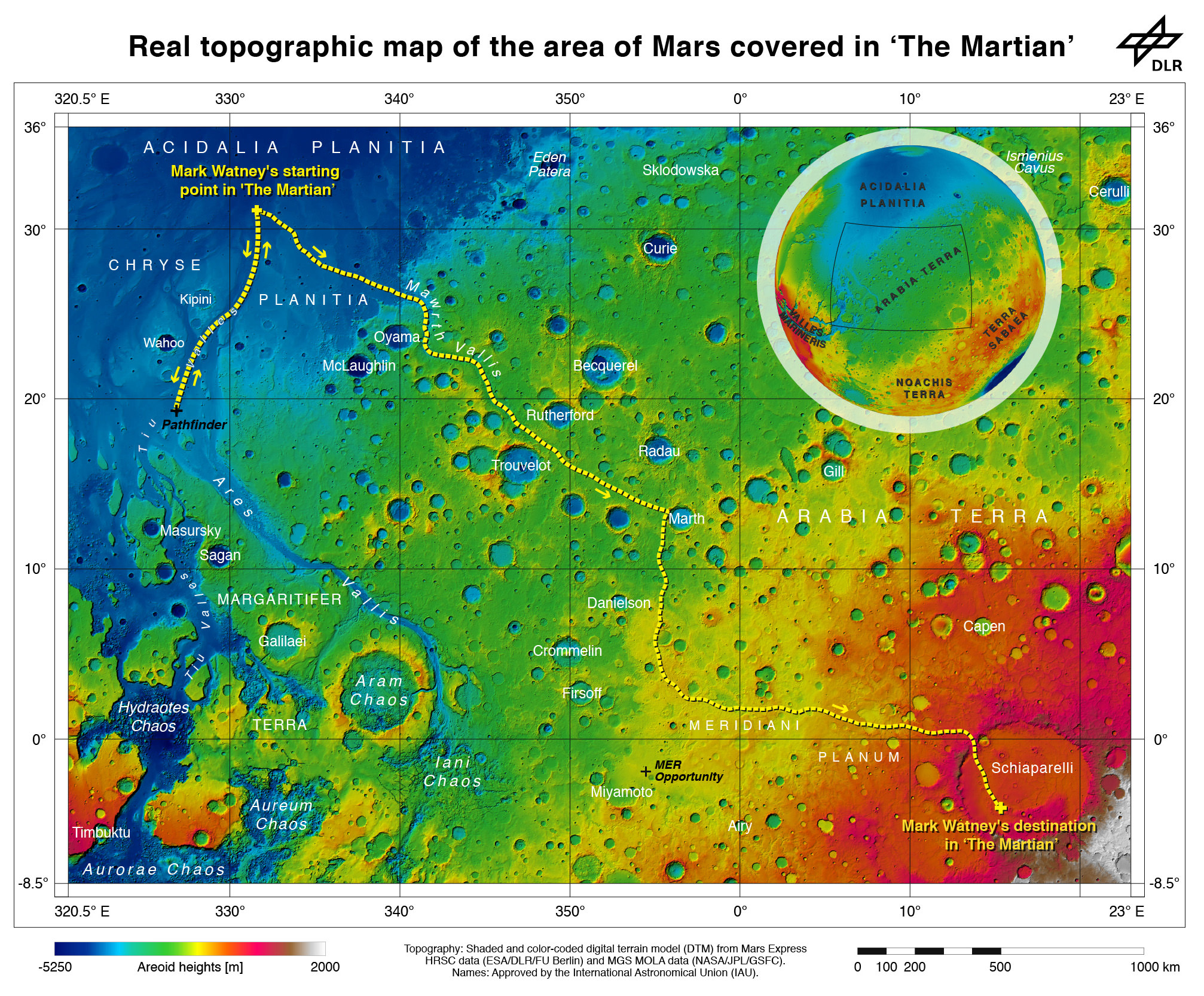 The Martian Archives - Universe Today