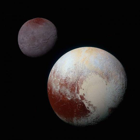 A group of scientists are lobbying to restore Pluto's planetary status