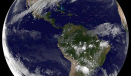 Earth from GOES East