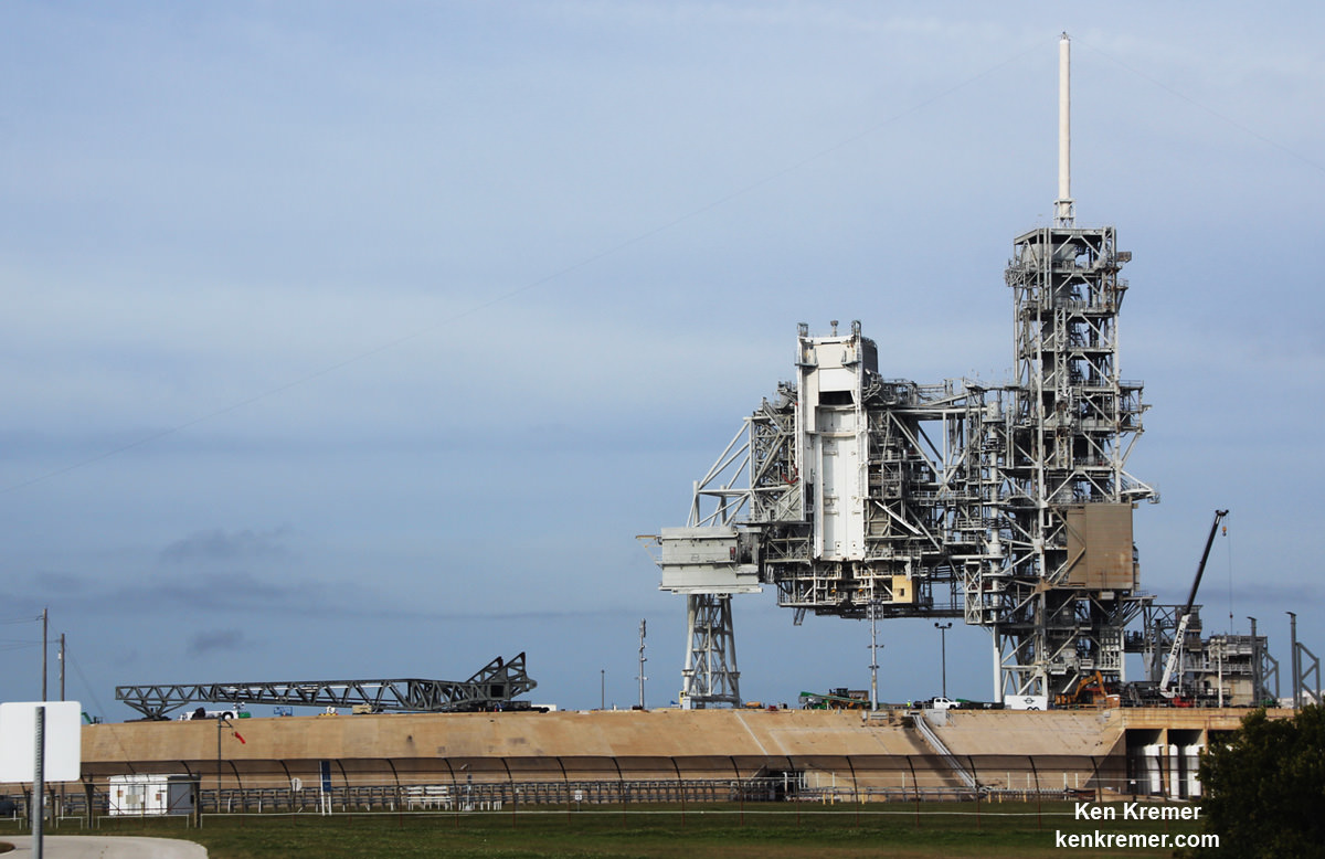 spacex launch pad 39a - photo #6