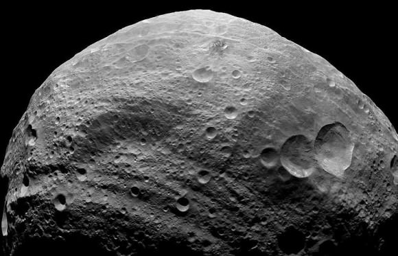 Asteroids represent a real danger to Earth. But is targeting them with missiles, maybe nuclear, a good idea? Image: NASA/JPL/CalTech