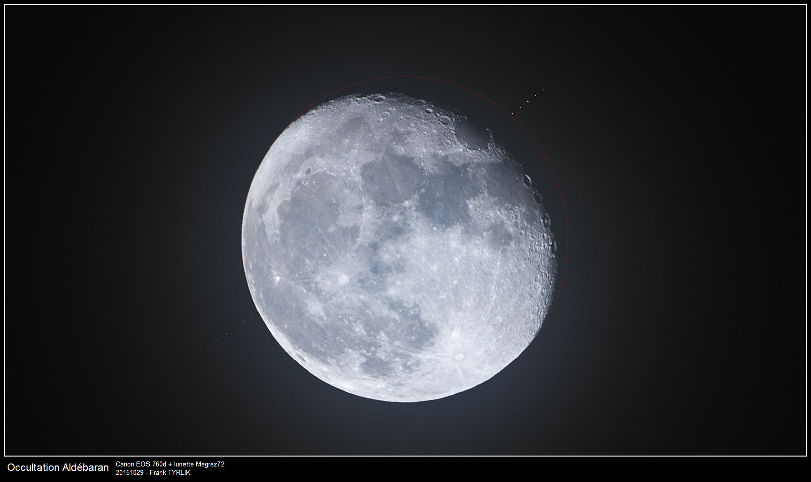 Watch the Moon Beat a Path Across the Hyades Tonight ...