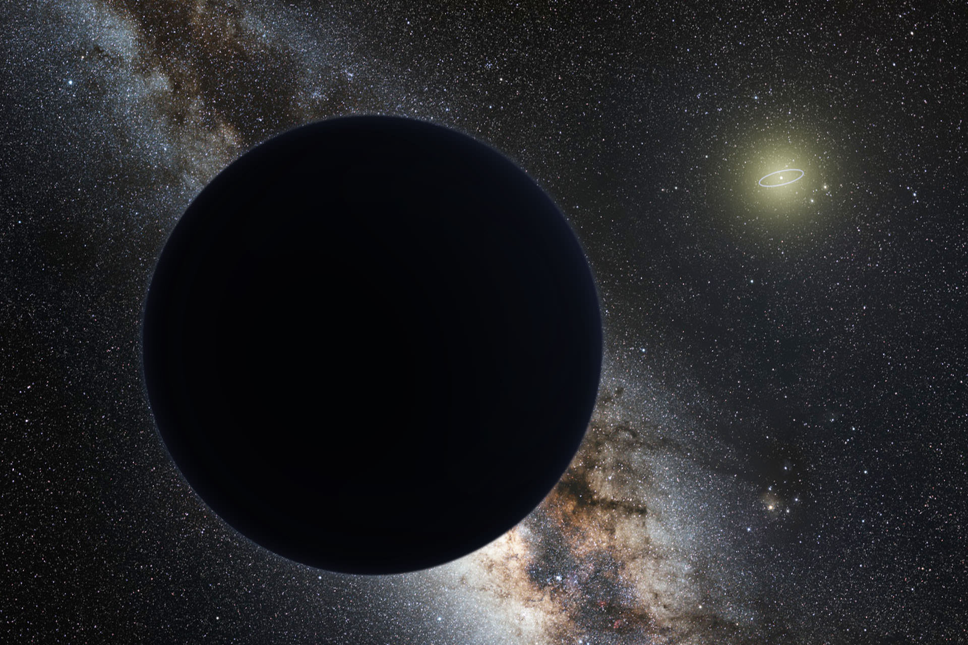 Strange Space Objects Could Lead Us To Planet Nine