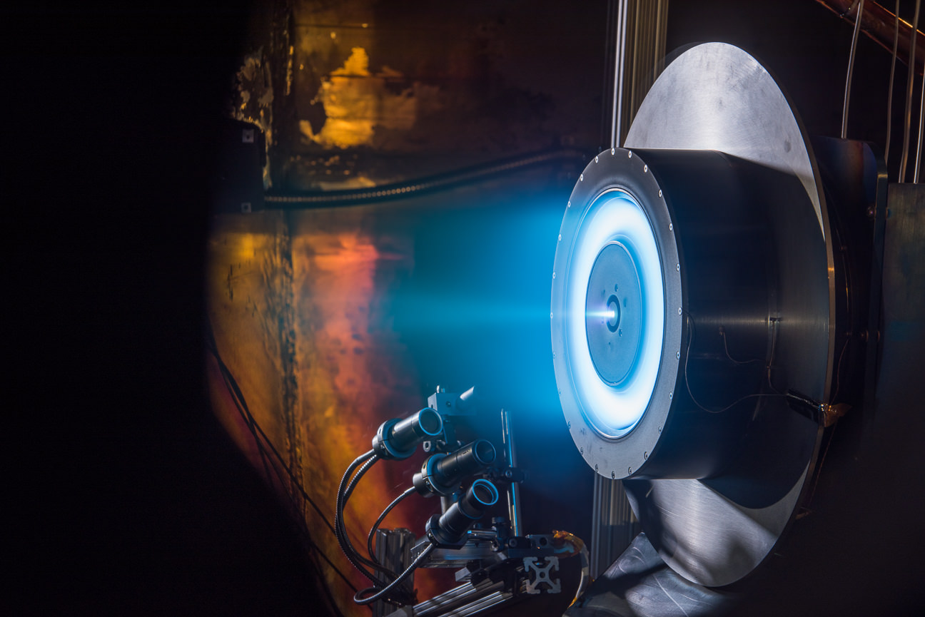 Nasa Selects Aerojet Rocketdyne To Develop Solar Electric