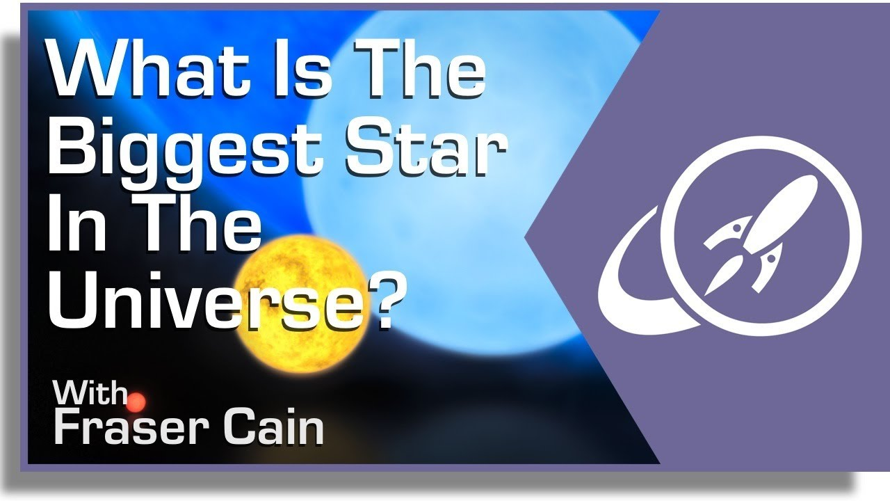 What is the Biggest Star in the Universe? - Universe Today