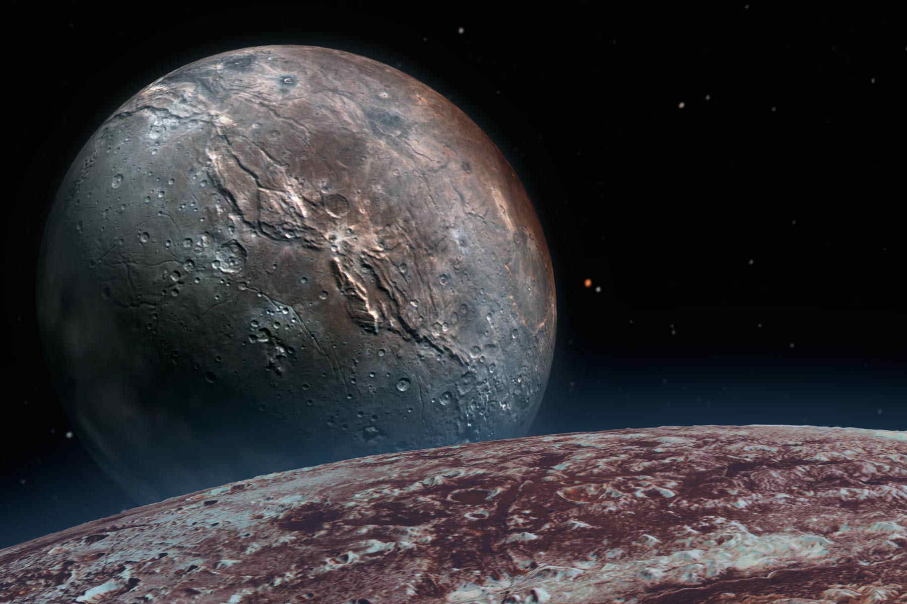 Take A Virtual Reality Tour Of Pluto - Universe Today