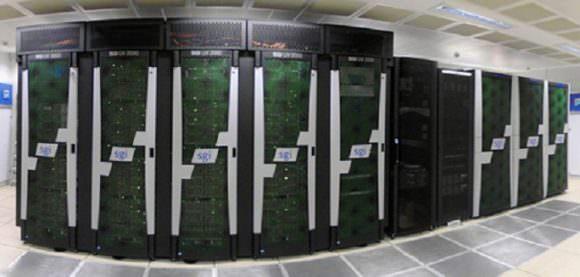 The COSMOS IX supercomputer. Credit: cosmos.damtp.cam.ac.uk