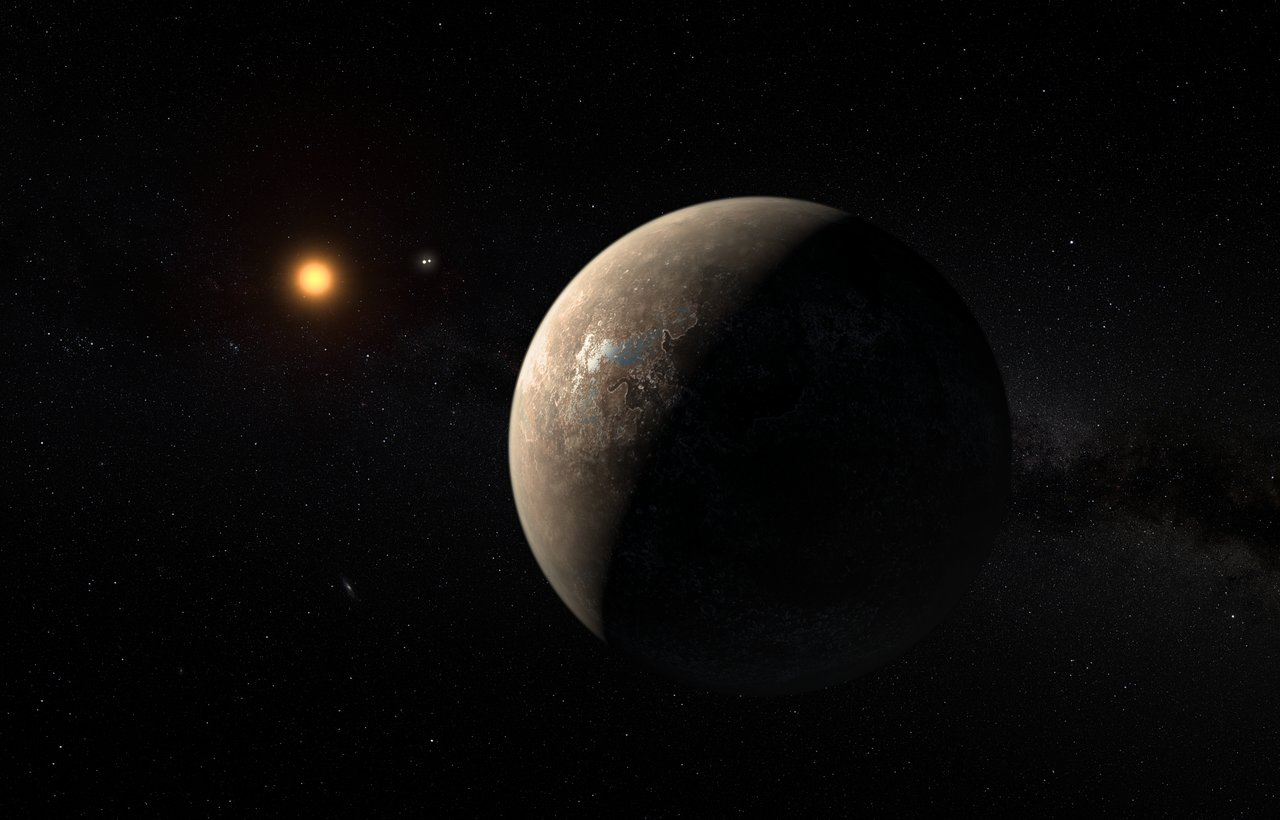 Potentially Habitable Exoplanet Confirmed Around Nearest Star!