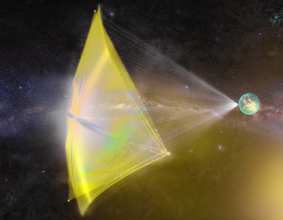 ed5d09bd5f712c Could Oumuamua Be an Extra-Terrestrial Solar Sail? - Universe Today