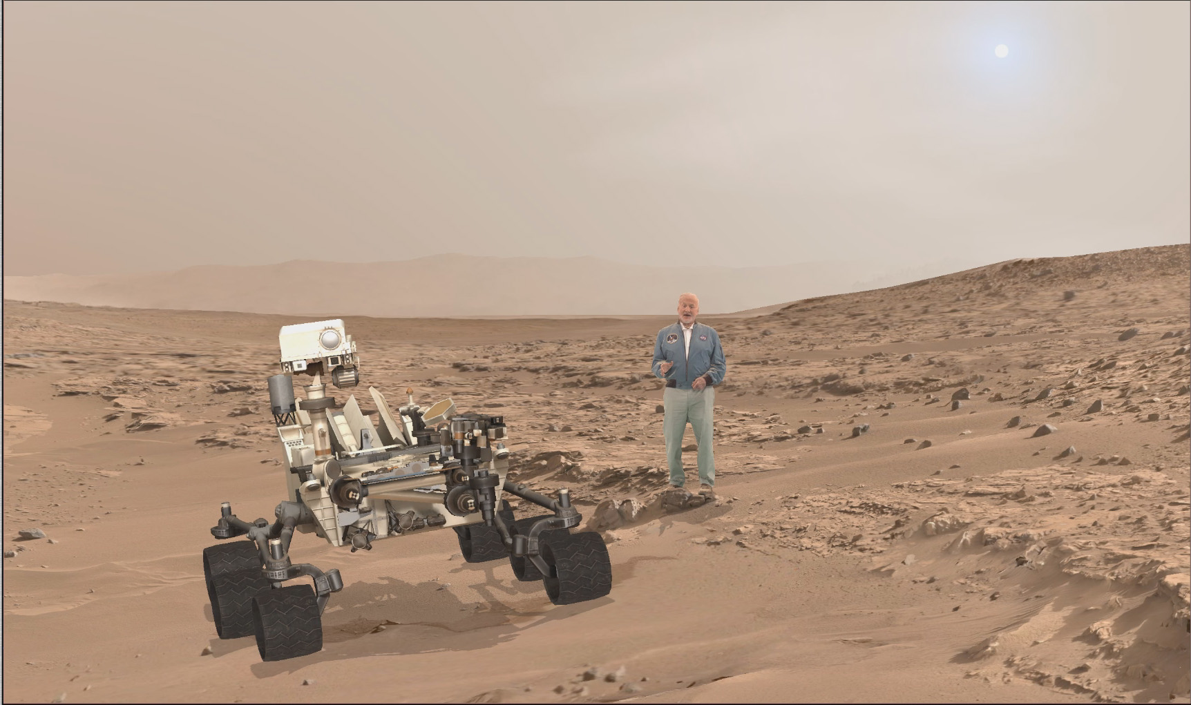 the book the mars rover - photo #17