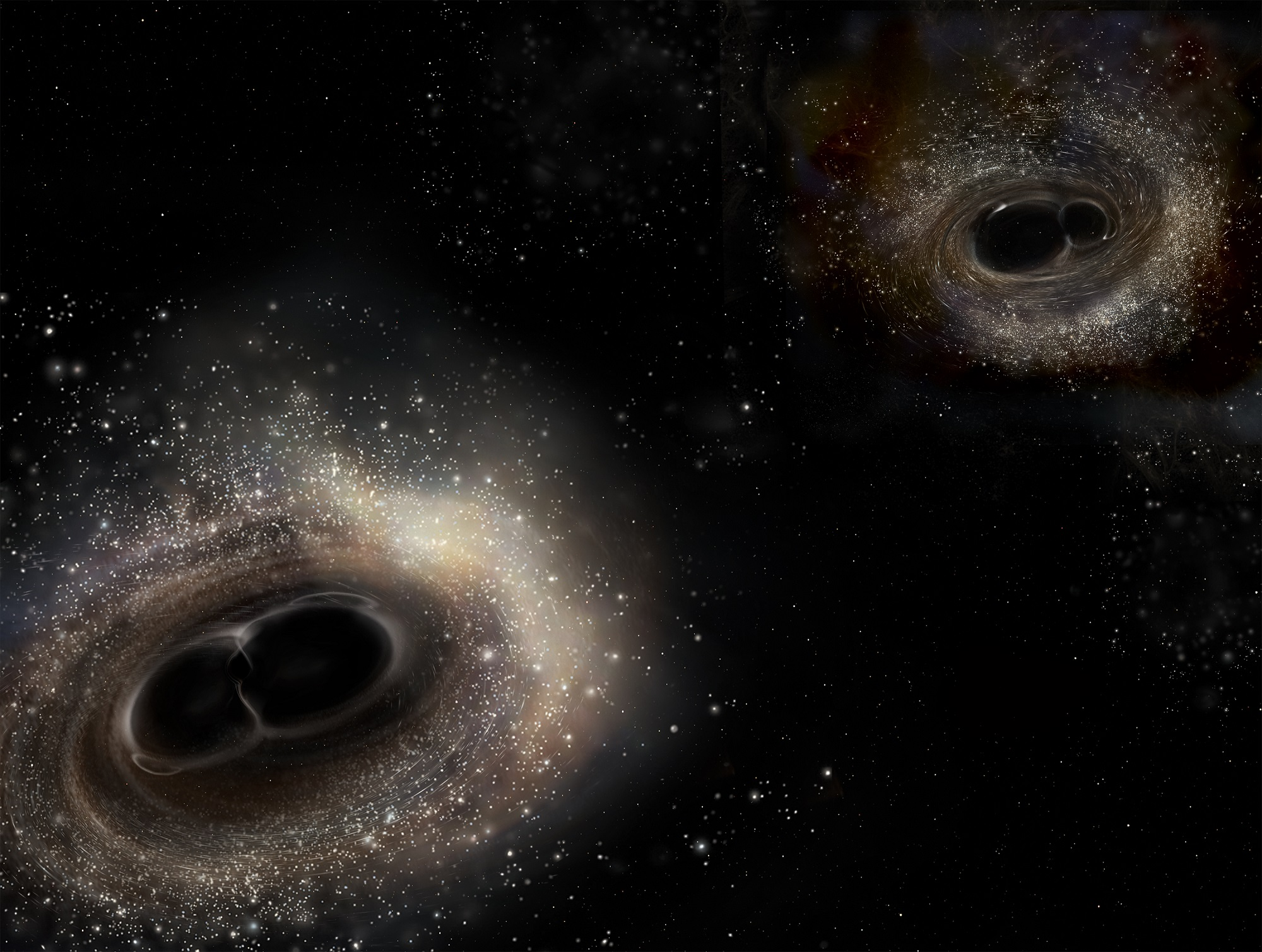 Towards a new understanding of dark matter universe today for Space time fabric black hole
