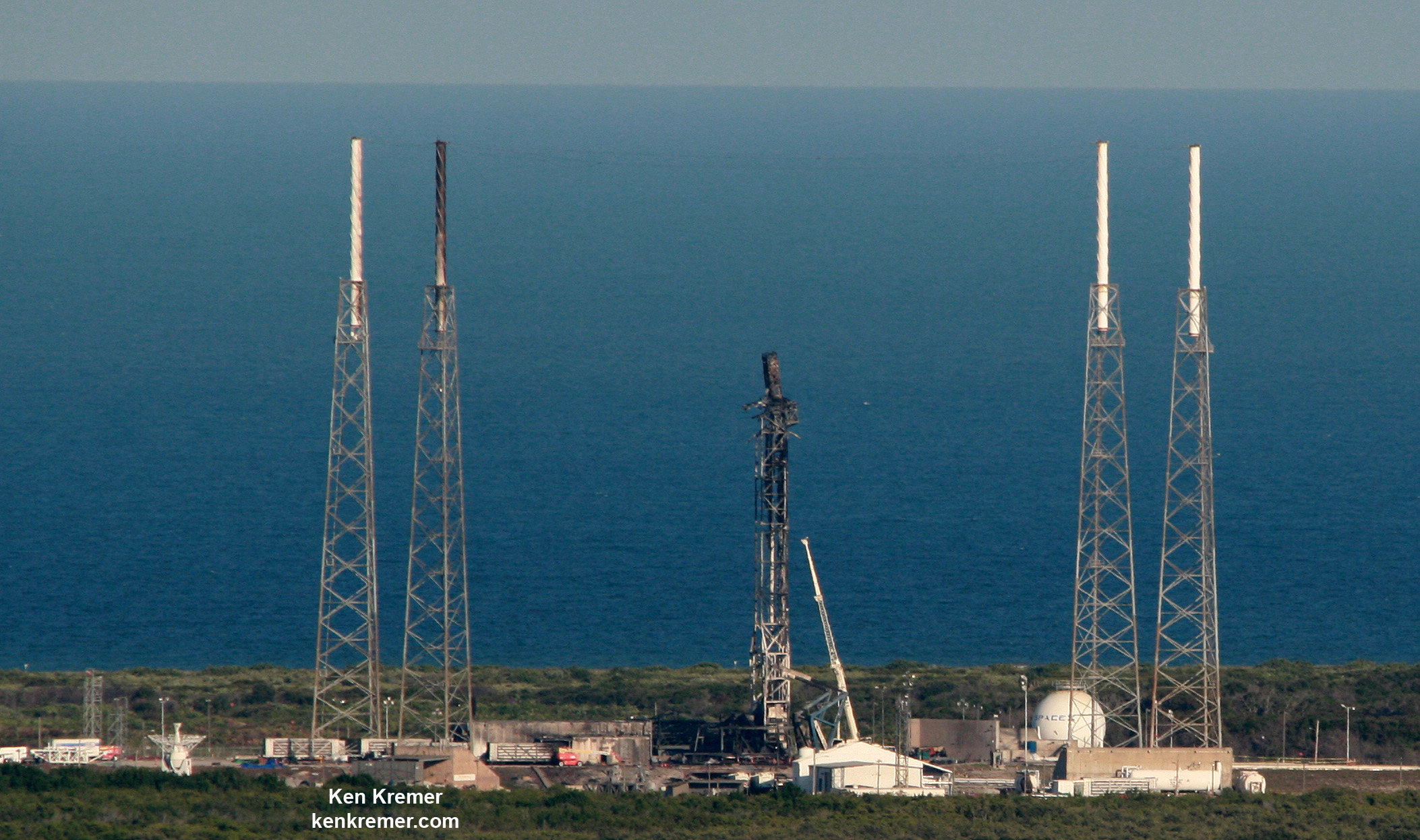 SpaceX 'Return to Flight' Set For Dec. 16 with Next Gen ...