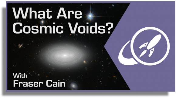 What Are Cosmic Voids?
