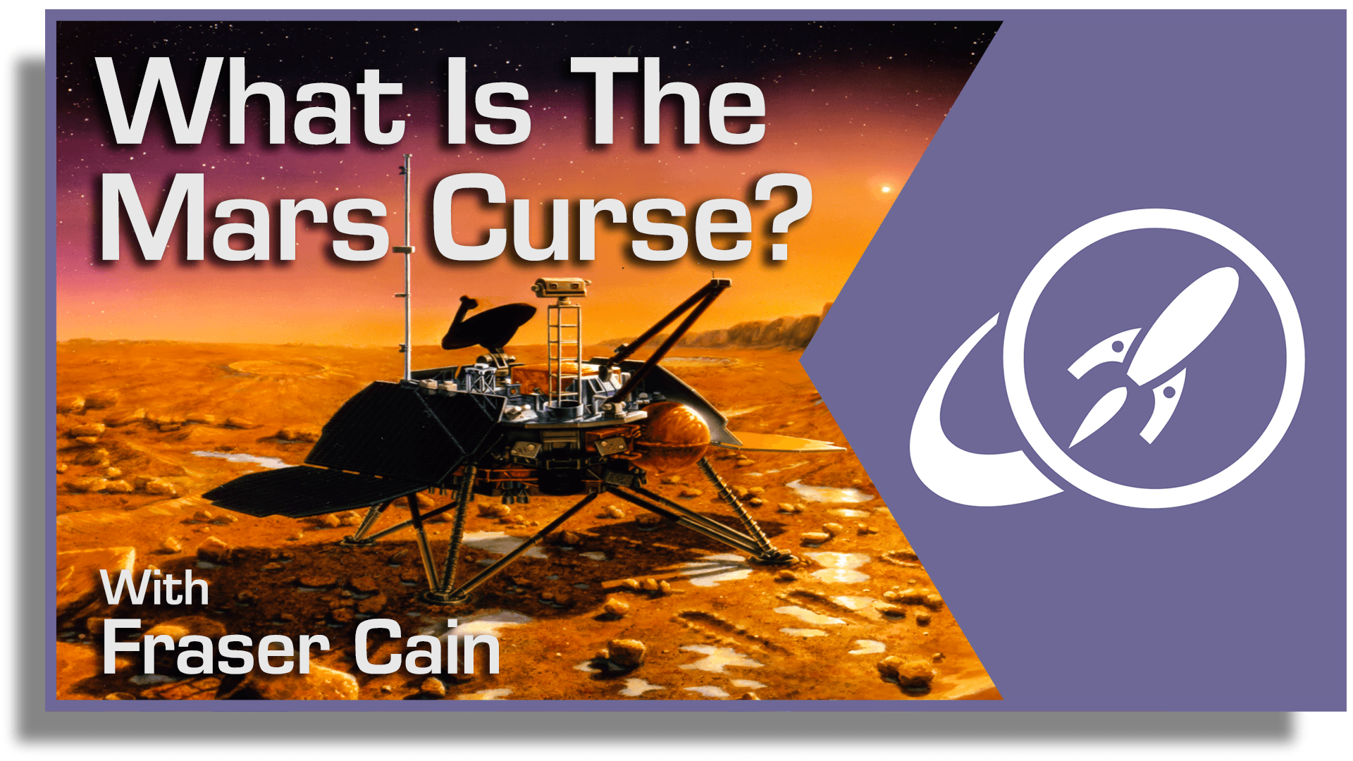 What is the Mars Curse?