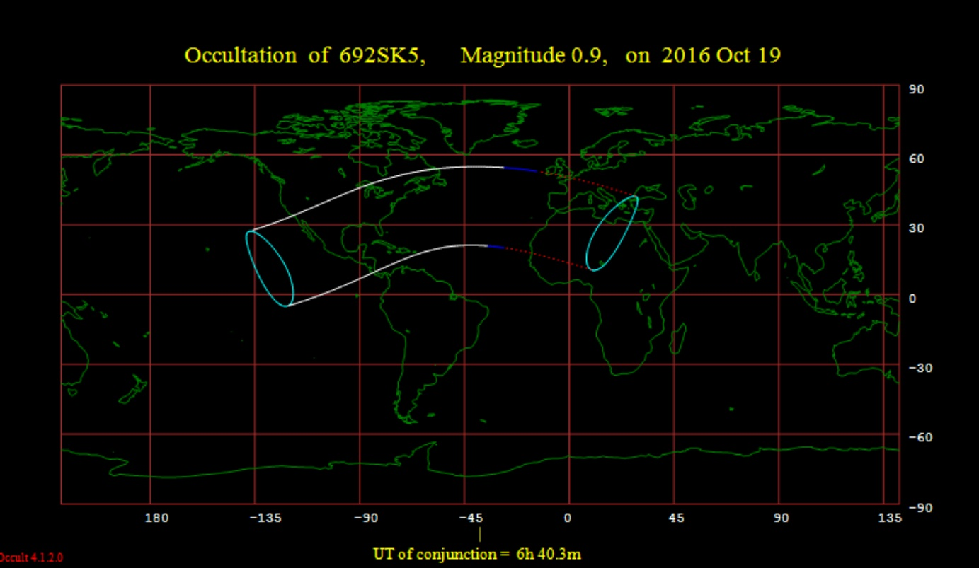 Get Ready For Halloween By Watching The Moon's 'Occultation' Tonight
