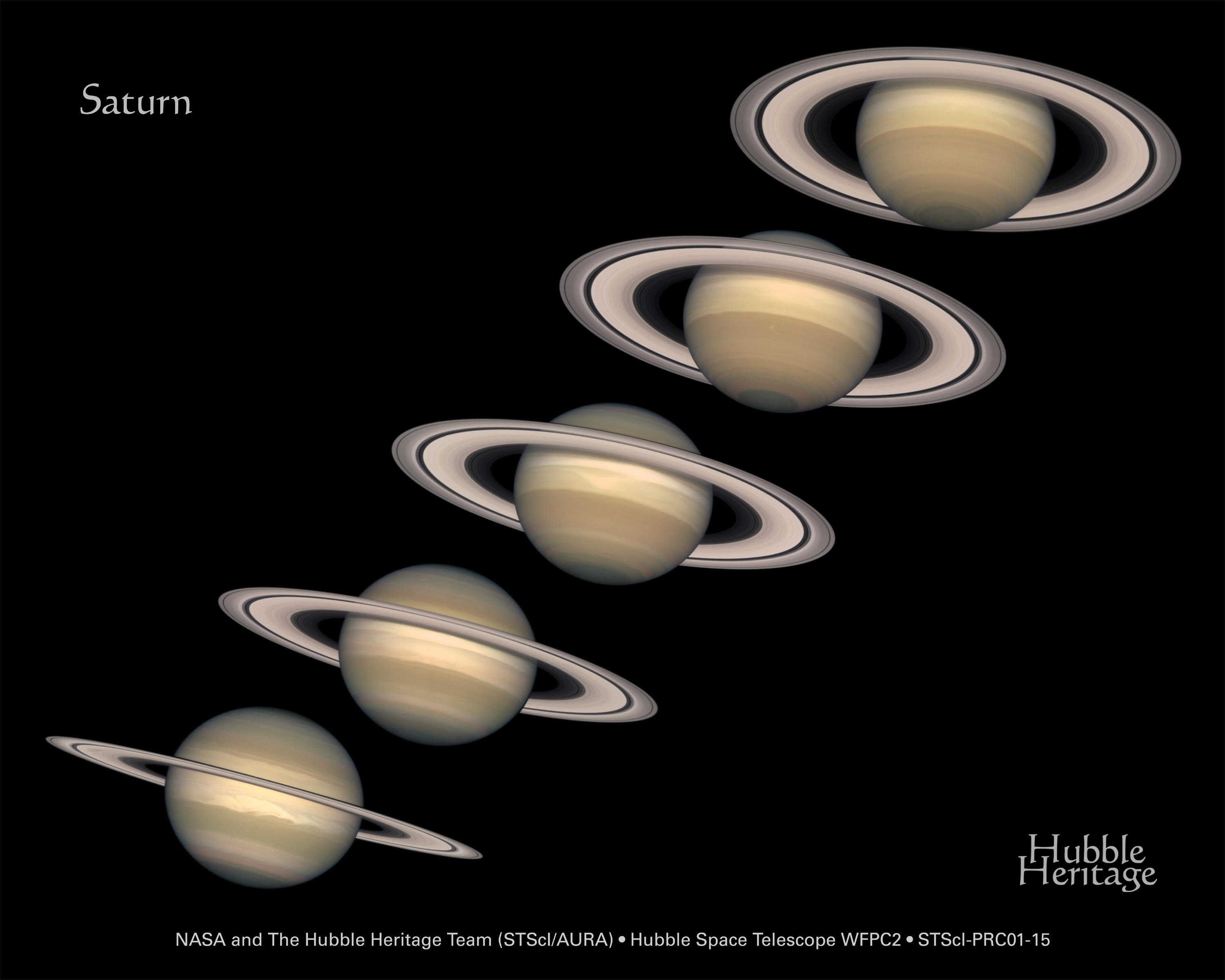 The Orbit of Saturn  How Long is a Year on Saturn