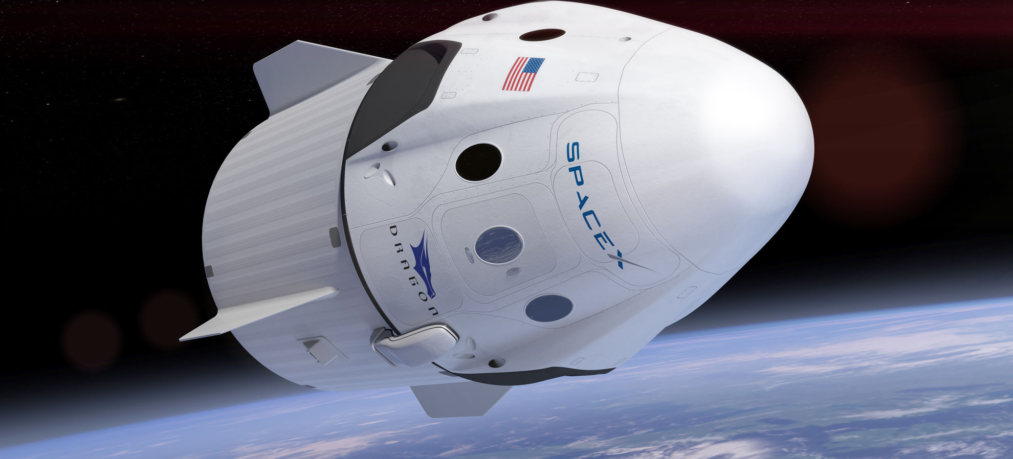 Elon Musk Announces Daring SpaceX Dragon Flight Beyond ...