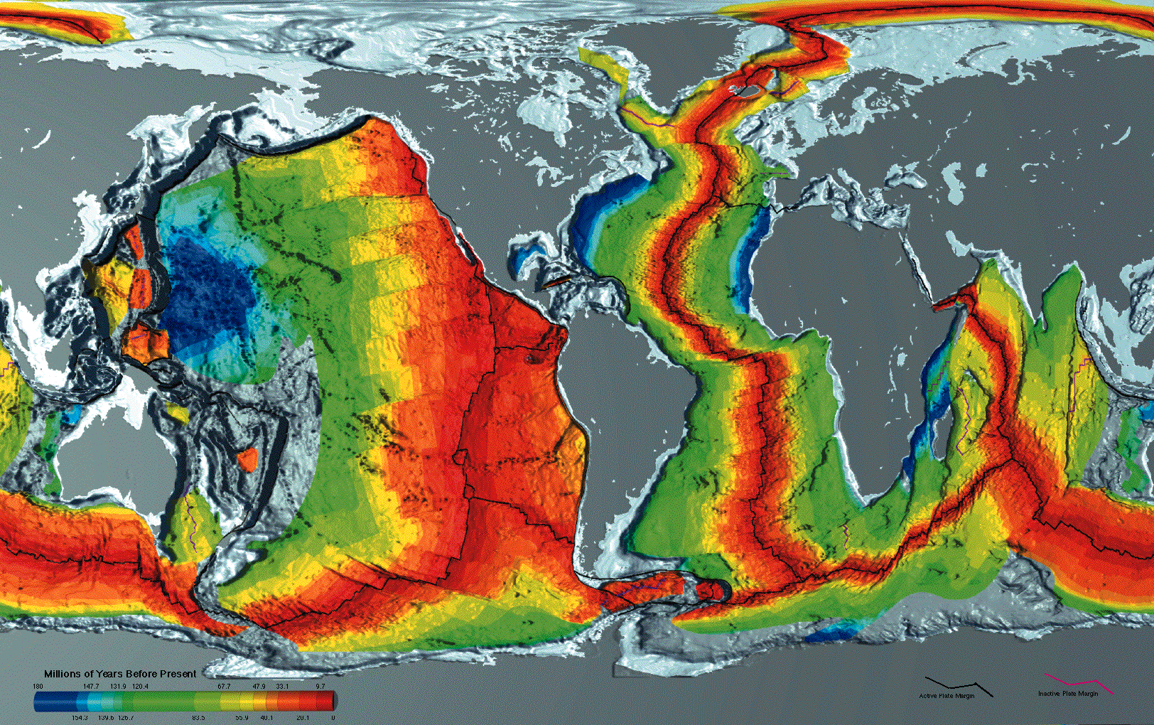 What Is The Mid Atlantic Ridge Universe Today
