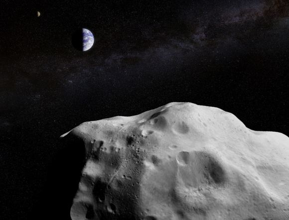 asteroid landing today - photo #17