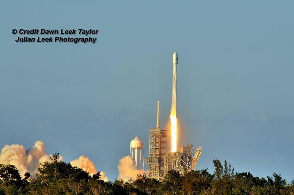 Digital Society Boosted By Stunning SpaceX Launch Delivering Inmarsat Mobile Broadband Satellite To Orbit – Photo ...