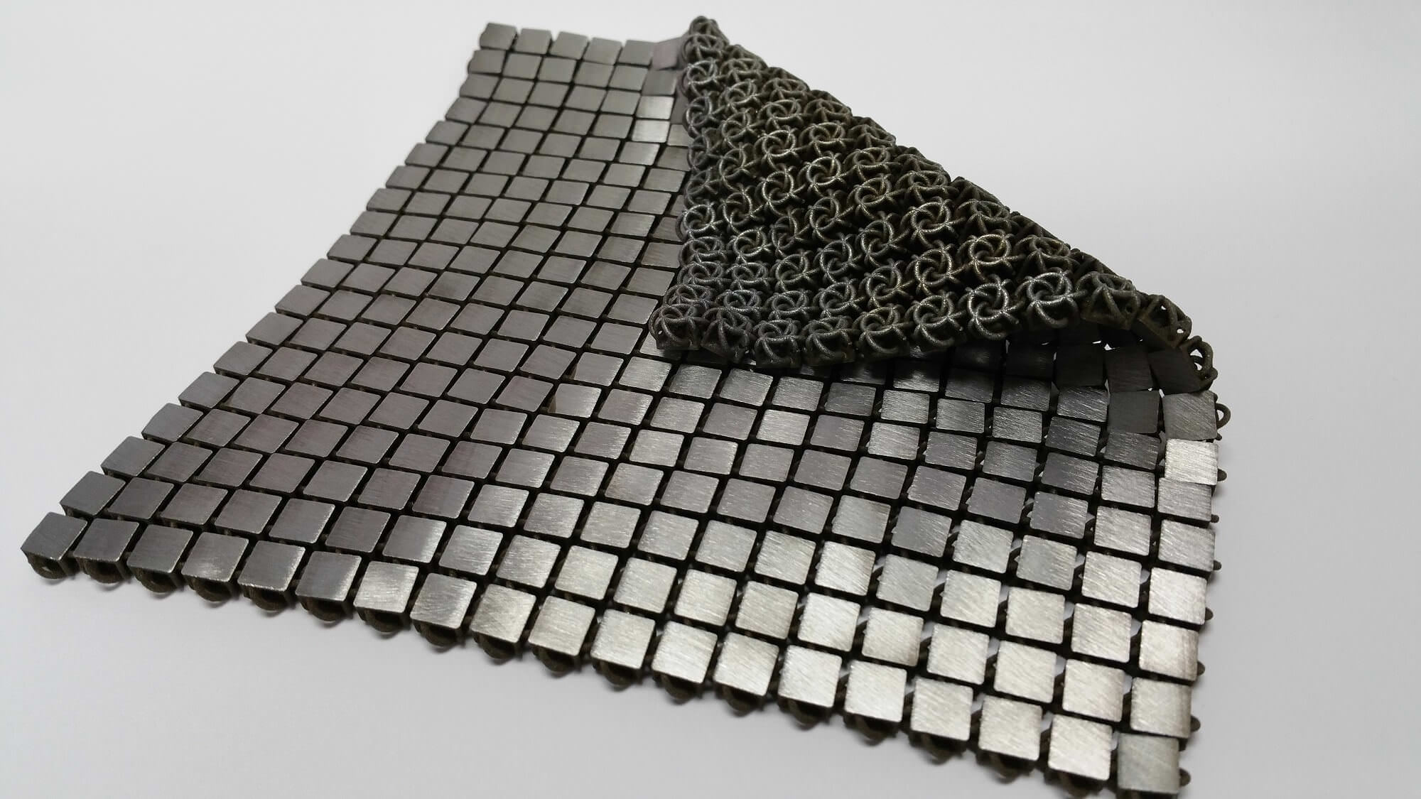 nasa 39 s space chainmail to give astronauts the edge in