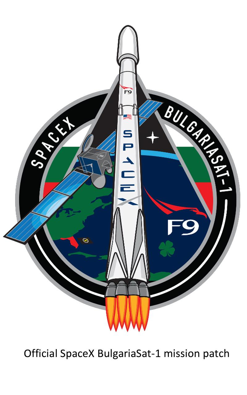 bulgariasat1 blazes to orbit on used spacex falcon 9