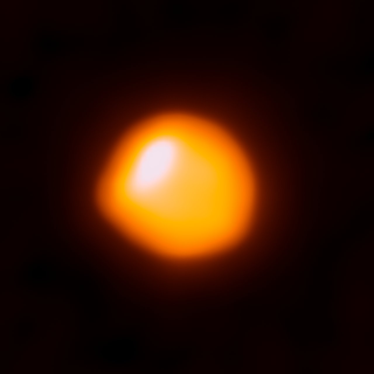Alma Naked amazing new views of betelgeuse courtesy of alma - universe