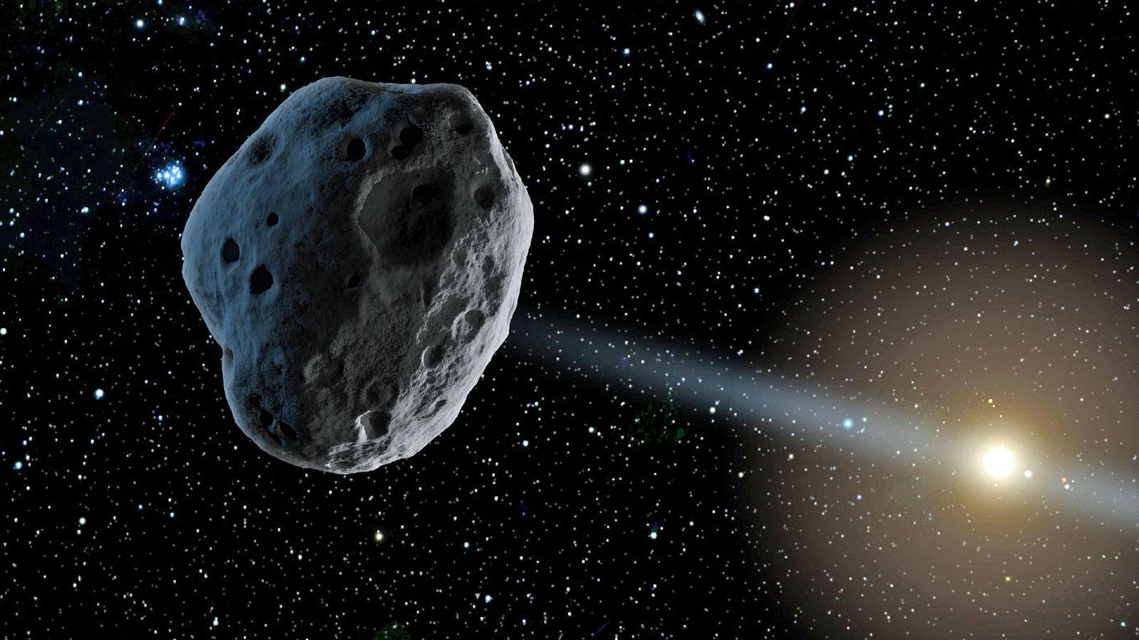 NEO asteroid