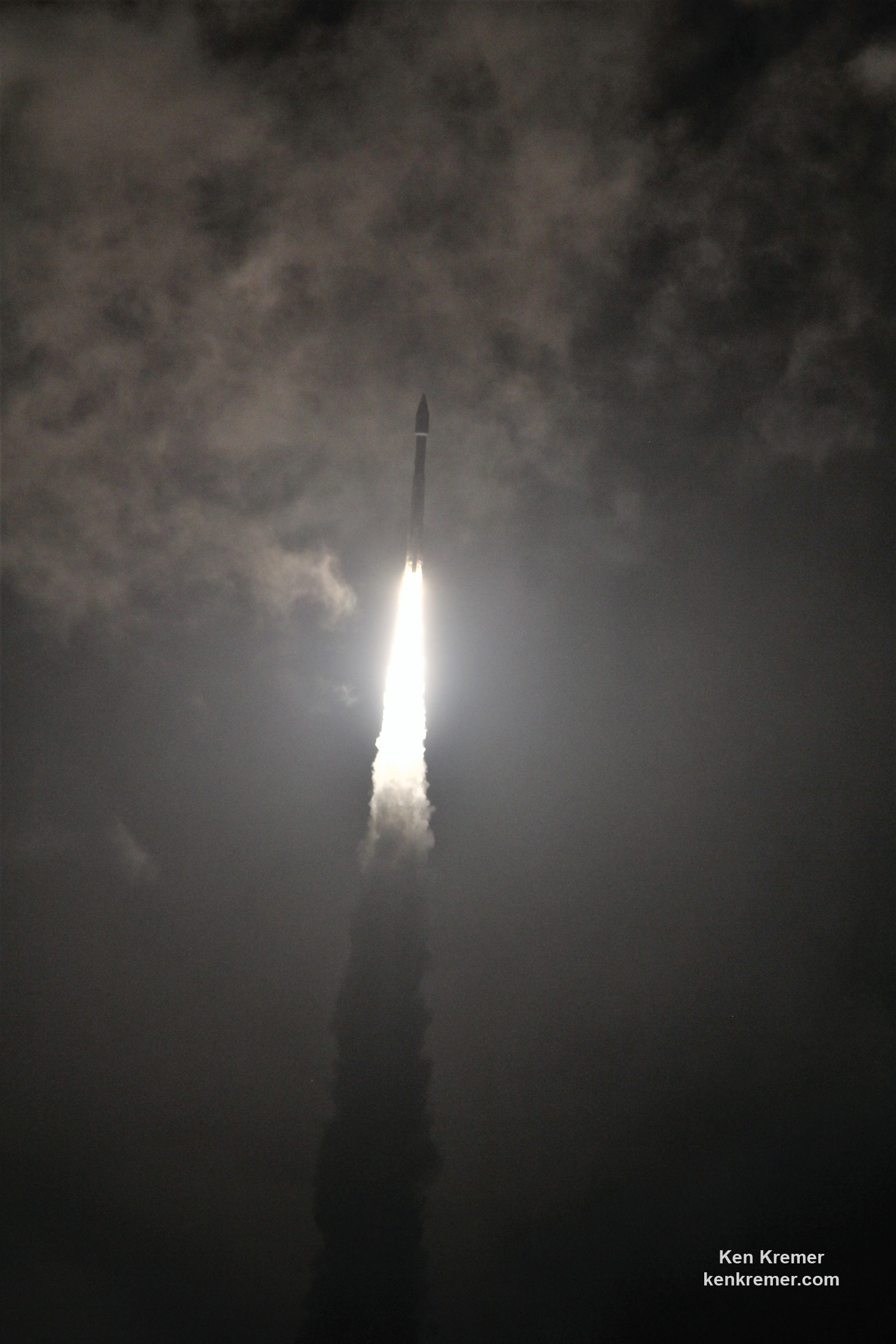 an analysis of the perfect liftoff into the nights sky For a triple play, it also landed the first-stage booster at sea, its 24th such  recovery  tess satellite on wednesday night, delighting scientists and space  fans who  nasa tweeted that the deployment happened right on schedule and  the  when the space company decided to conduct more analysis of the.