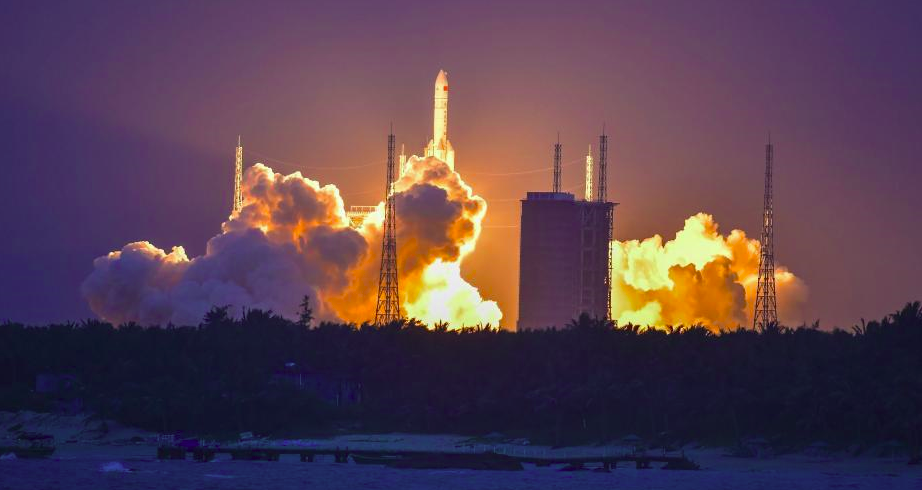 China's Mars Rover Launches in Late July - Universe Today