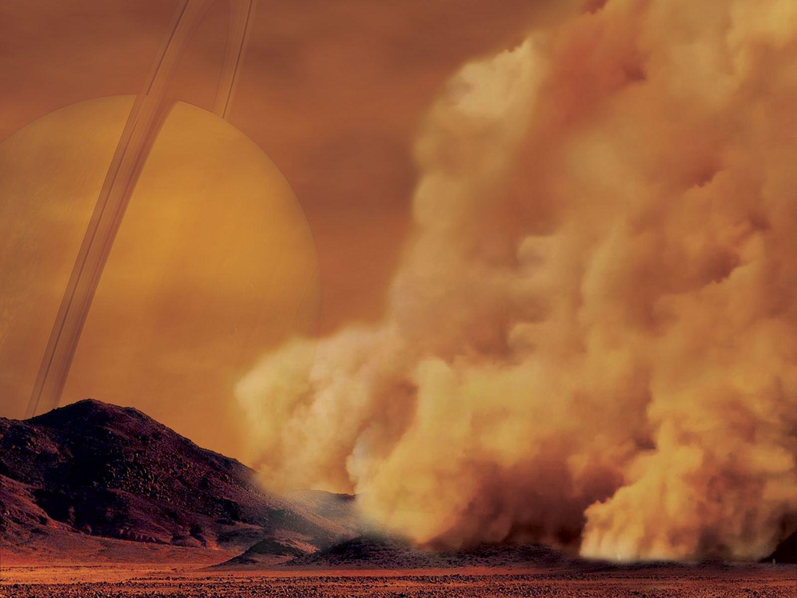 Titan Archives Universe Today Infrared Video Of A Hovering Nasa Lander Ever Since The Cassini Orbiter Entered Saturn System In July 2004 Scientists And General Public Have Been Treated To Steady Stream Data