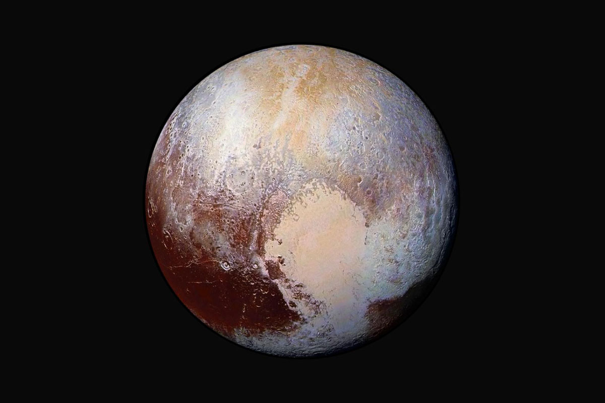An Insulating Layer of Gas Could Keep a Liquid Ocean Inside Pluto