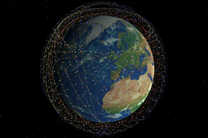 SpaceX's Starlink Constellation