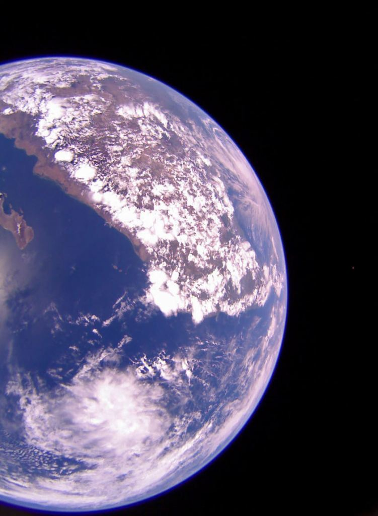 LightSail 2 is Sending Home New Pictures of Earth - Universe Today