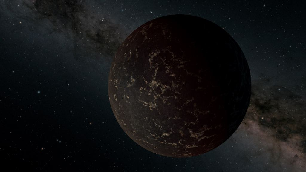 Astronomers Image the Atmosphere of a Red Dwarf Planet for the First Time. Spoiler Alert, it's a Terrible Place to Live