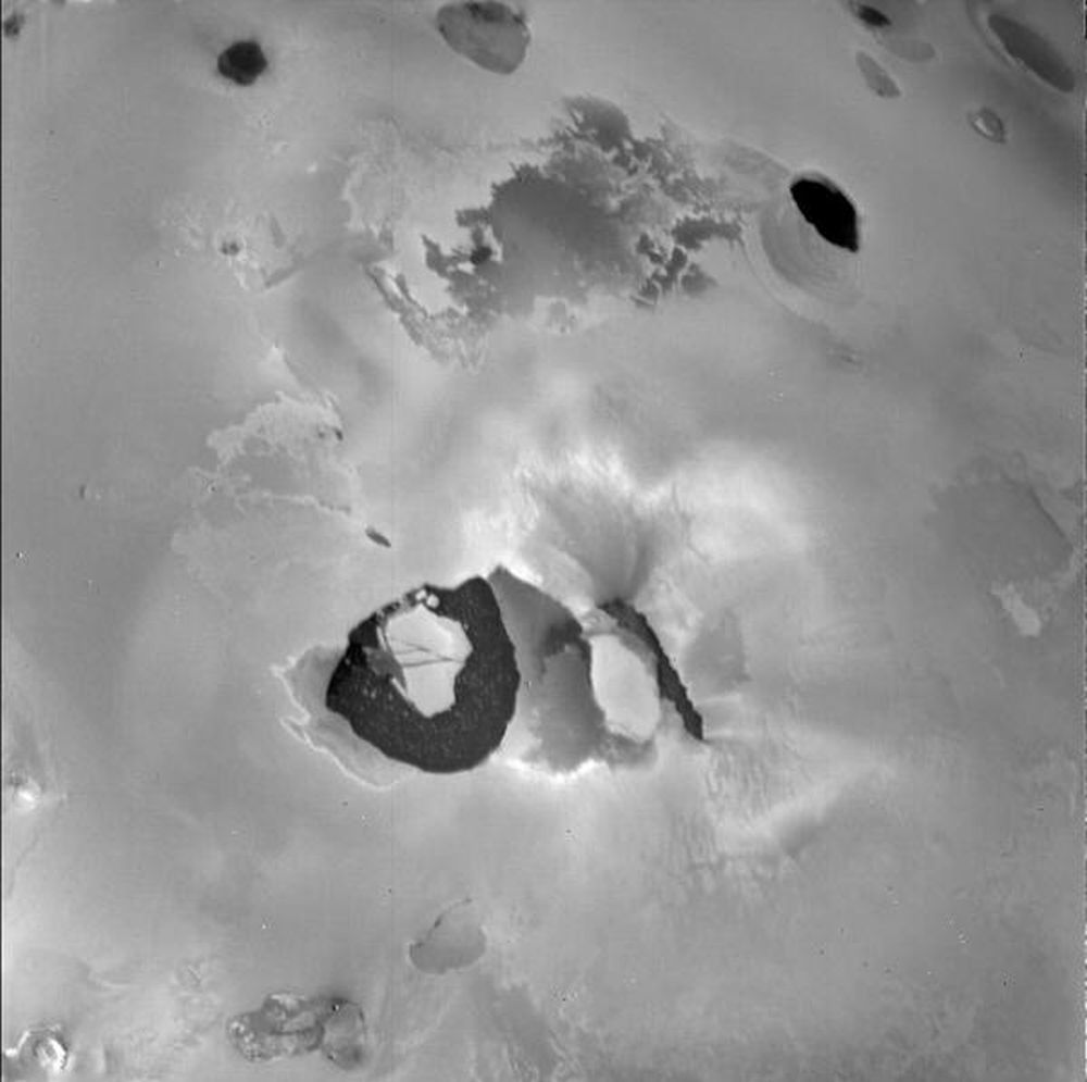 Io's Largest Volcano, Loki, Erupts Every 500 Days. Any Day Now, It'll Erupt Again. – Universe Today