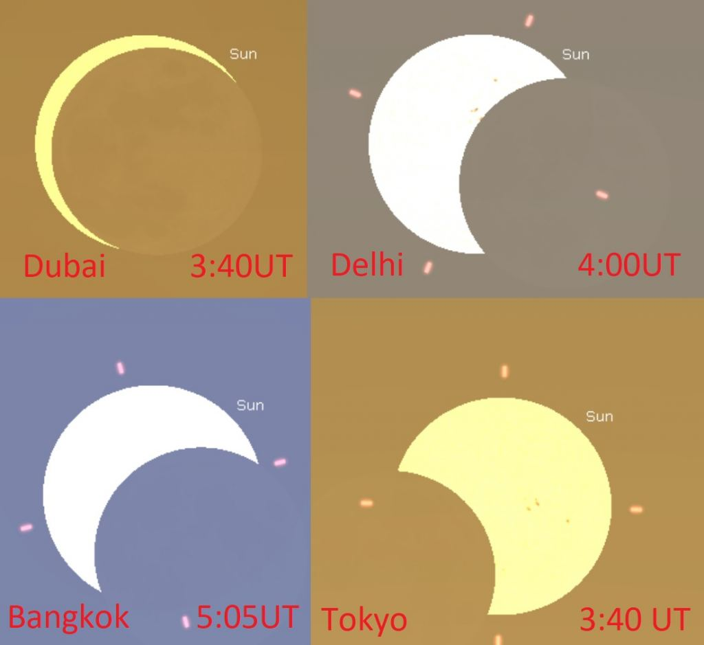 India to witness annular solar eclipse after Christmas: Details here