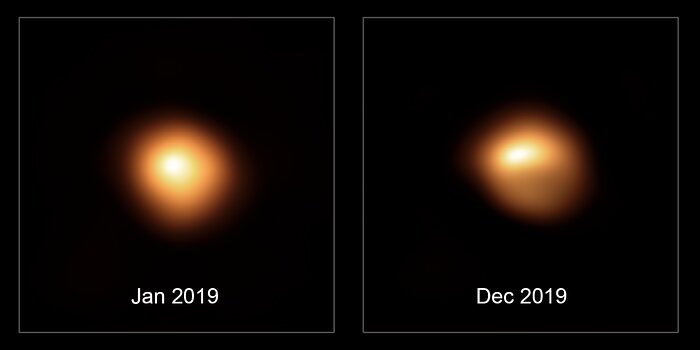 Betelgeuse Is Still Dimming! And We Have the Pictures to Prove It - Universe Today