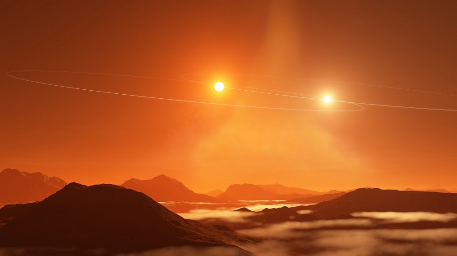 Exoplanet surface