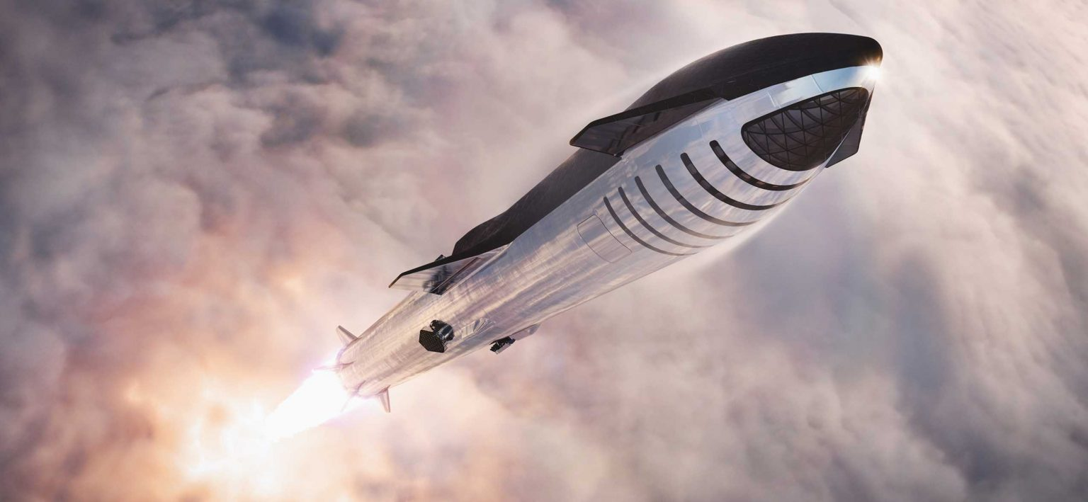 Once Starship Prototypes are Done Exploding, we could see an ...