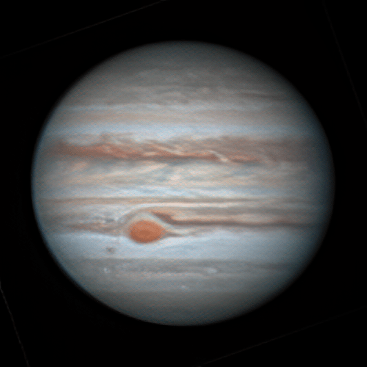 Dawn Patrol: Jupiter and Saturn at Opposition 2020 - Universe Today