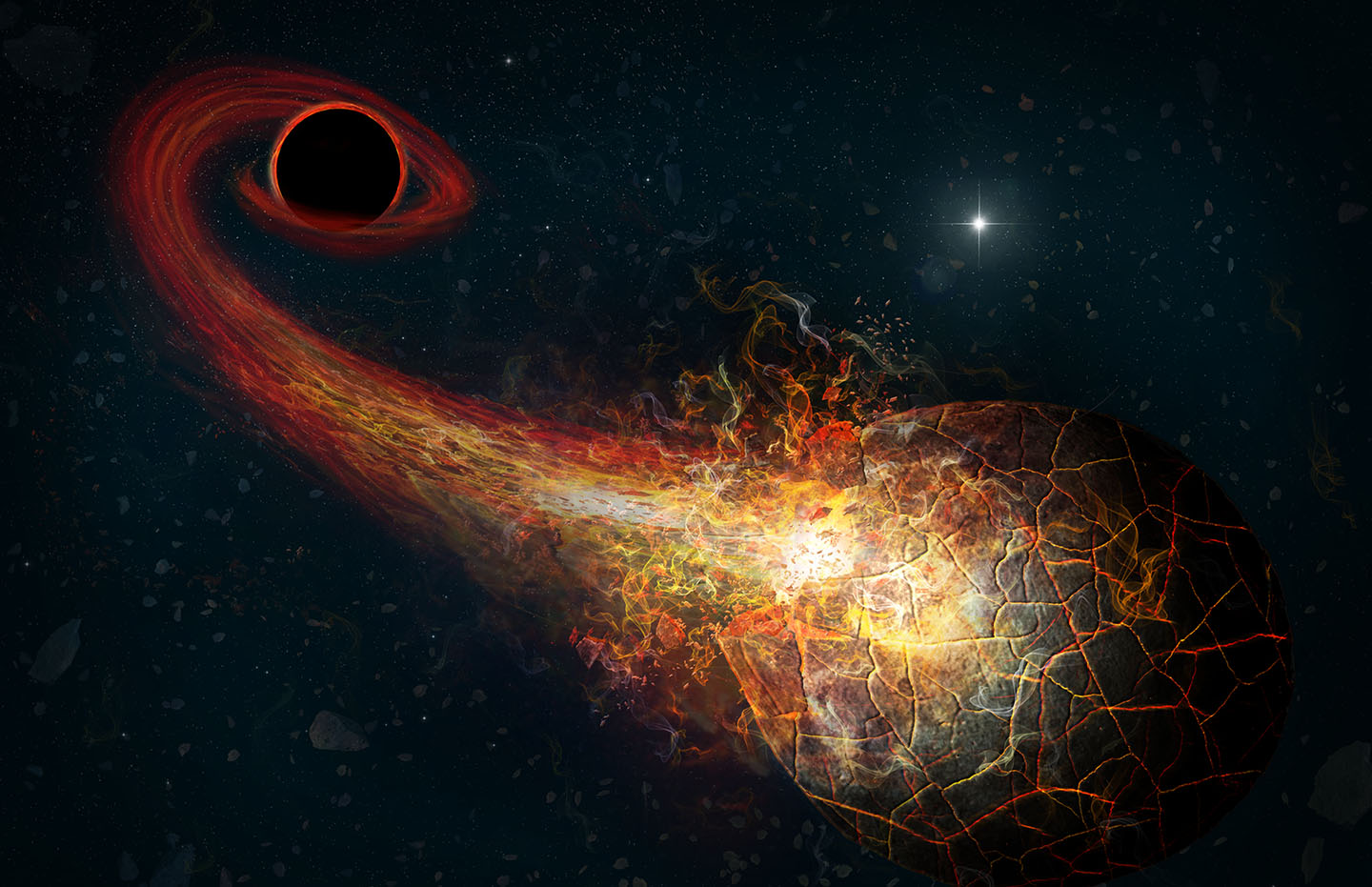 If Planet 9 is a Primordial Black Hole, We Might Be Able to See Flares When it Consumes Comets