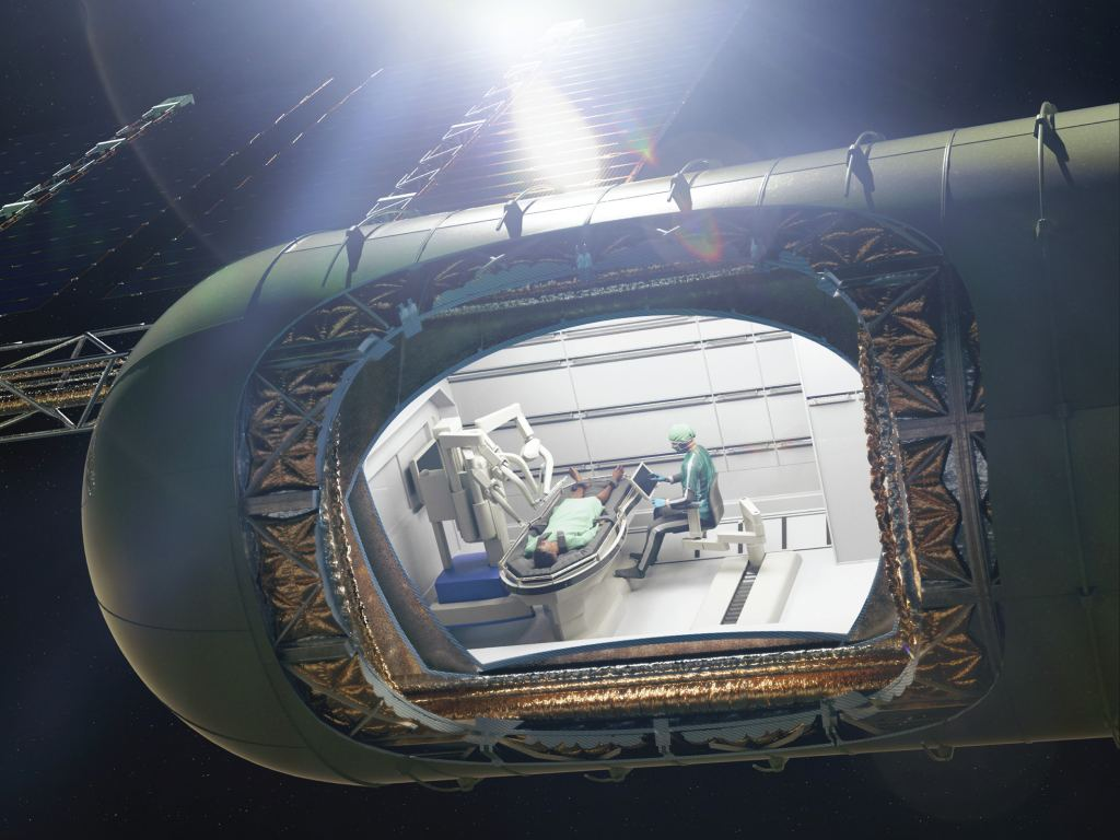 How Would We Do Surgery in Space? - Universe Today