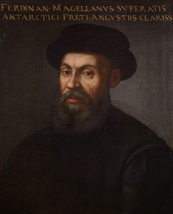 A portrait of Ferdinand Magellan by an unkown artist. Magellan never survived his historic voyage, and was killed in battle. Image Credit: By Unknown author - The Mariner's Museum Collection, Public Domain, https://commons.wikimedia.org/w/index.php?curid=44265