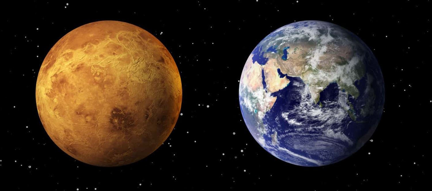 How Much Life Would Be Required to Create the Phosphine Signal on Venus? - Universe Today